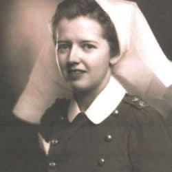 Mme Lois Patton Pavlasek (nee O'Grady)