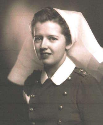 Mrs Lois Patton Pavlasek (nee O'Grady)