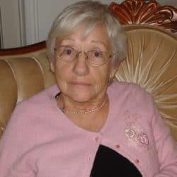 Mme Lise Vaillancourt (née Gladu)
