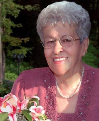 Mrs Georgette Gagnon née Leroux