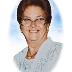 Mme Maria Colubriale (nee Giannini)