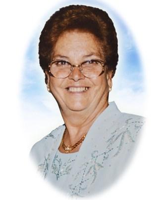 Mrs Maria Colubriale (nee Giannini)