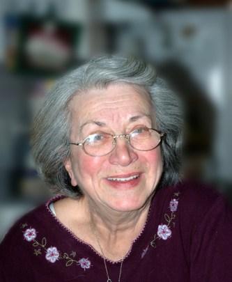 Mrs Marie-Rose Perron Allard