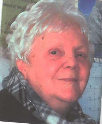 Mrs Rosemarie Singer ( nee Woodcock)