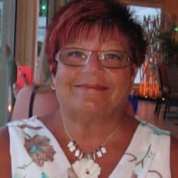 Mme Louise Lecompte née Dobie