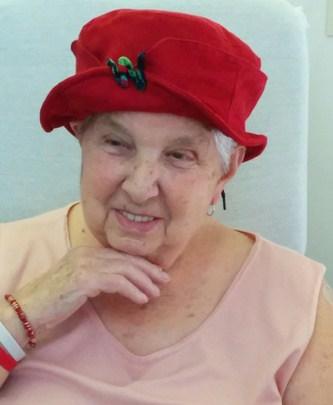 Mrs Denise Bélec (née Gagnon)