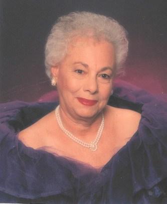 Mme Pierrette Leblanc née Landry