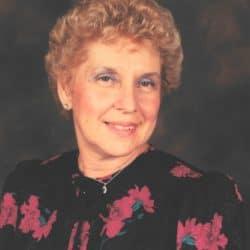 Mme Pierrette Desforges née Chevrier