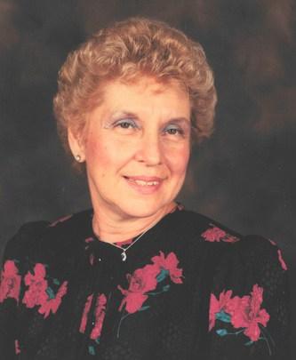 Mrs Pierrette Desforges née Chevrier