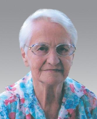 Mrs Rita Rousseau née Fournier
