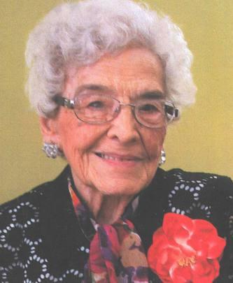 Mrs Rollande Clément (née Pelland)