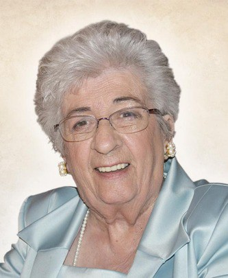 Mrs Cécile René (née Trottier)