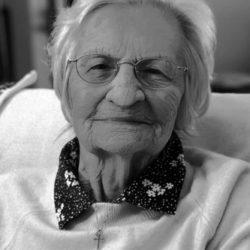 Mme Olga Diachyshyn (nee Puszkar)