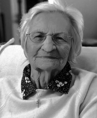 Mrs Olga Diachyshyn (nee Puszkar)