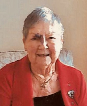 Mrs Lise Devlin (nee Ostiguy)