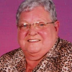 Mme Andréa St-Aubin née Bélanger