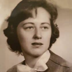 Mme Norma Jean Smith (nee Douglass)