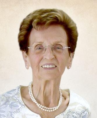 Mrs Lucienne Vadnais (née Turcotte)