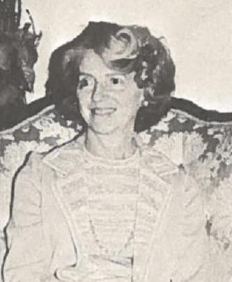Mme Sylvia Carpen nee Teleaga