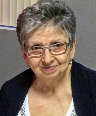 Mme Jeannine Gosselin (née Dionne)