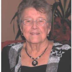 Mme Rose Alma Brochu née Bélanger