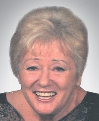 Mrs Diane Widgington nee Lacombe