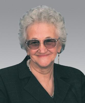 Mme Jeannette Desruisseaux Lafontaine
