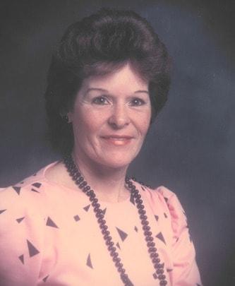 Mrs Huguette Blache (née Prézeau)