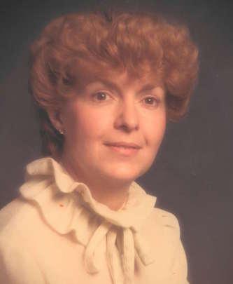 Mme Raymonde Lemaire (Née Laferté)