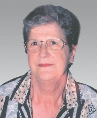 Mrs Jeannette Levac (Bérubé)