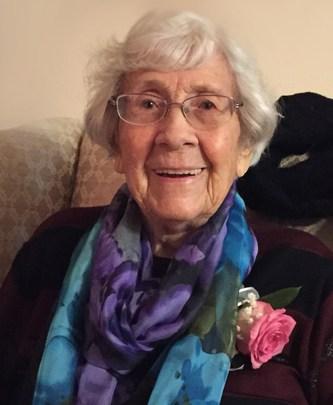 Mme Johanna Benedikt (nee Bachinger)