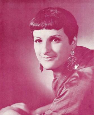 Mme Phyllis Laura Mass Carter (nee Rubin)
