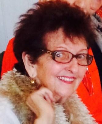 Mrs Georgette Boudreau née Brousseau