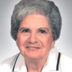 Mme Madeleine Daoust (née Richer)