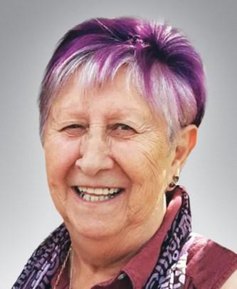 Mme Liliane Richer née Béliveau