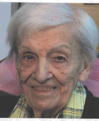 Mrs Marcelle Lefebvre Lévesque