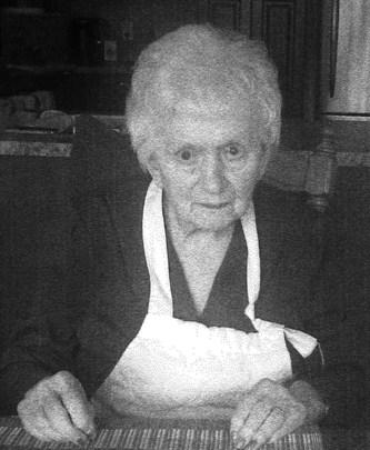Mme Dora Arkwright nee Wakelam