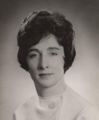 Mme Ruth Martin (nee Chabot)