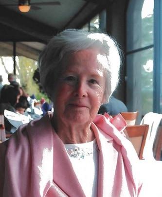 Mme Yvette Roy (née Blanchet)