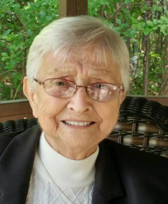 Mme Ghislaine Tessier née Breton