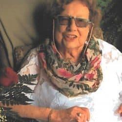 Mme Jean Margaret Pepper (nee Sedgwick)