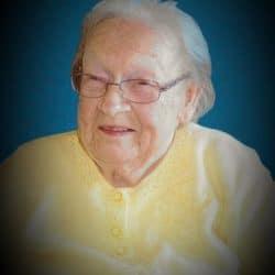 Mme Rita Cadieux (née Doucet)