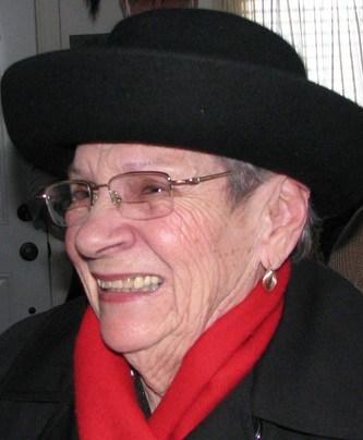 Mrs Pierrette Salagan (née Laberge)