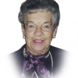 Mme Jeannine Brisson Lavoie