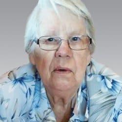Mme Alphéda Goudreau
