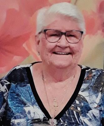 Mrs Marguerite Larue Née Roy