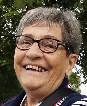 Mrs Lucille Sauvé