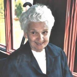 Mme Denise Lacroix (née Petit)