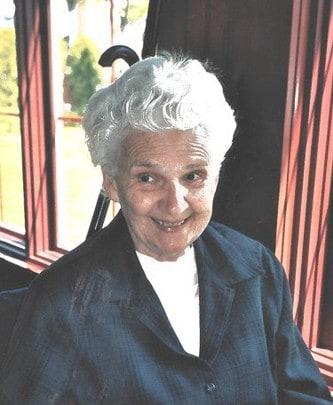 Mrs Denise Lacroix (née Petit)