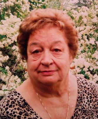 Mrs Patricia Oelmann (nee Leclaire)